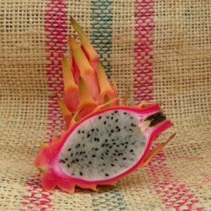 Yellow Thai Dragon Fruit variety fruit