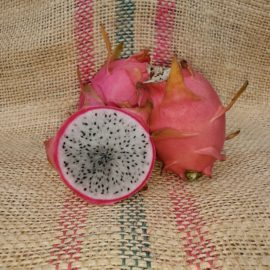 George's White Dragon Fruit Spicy Exotics