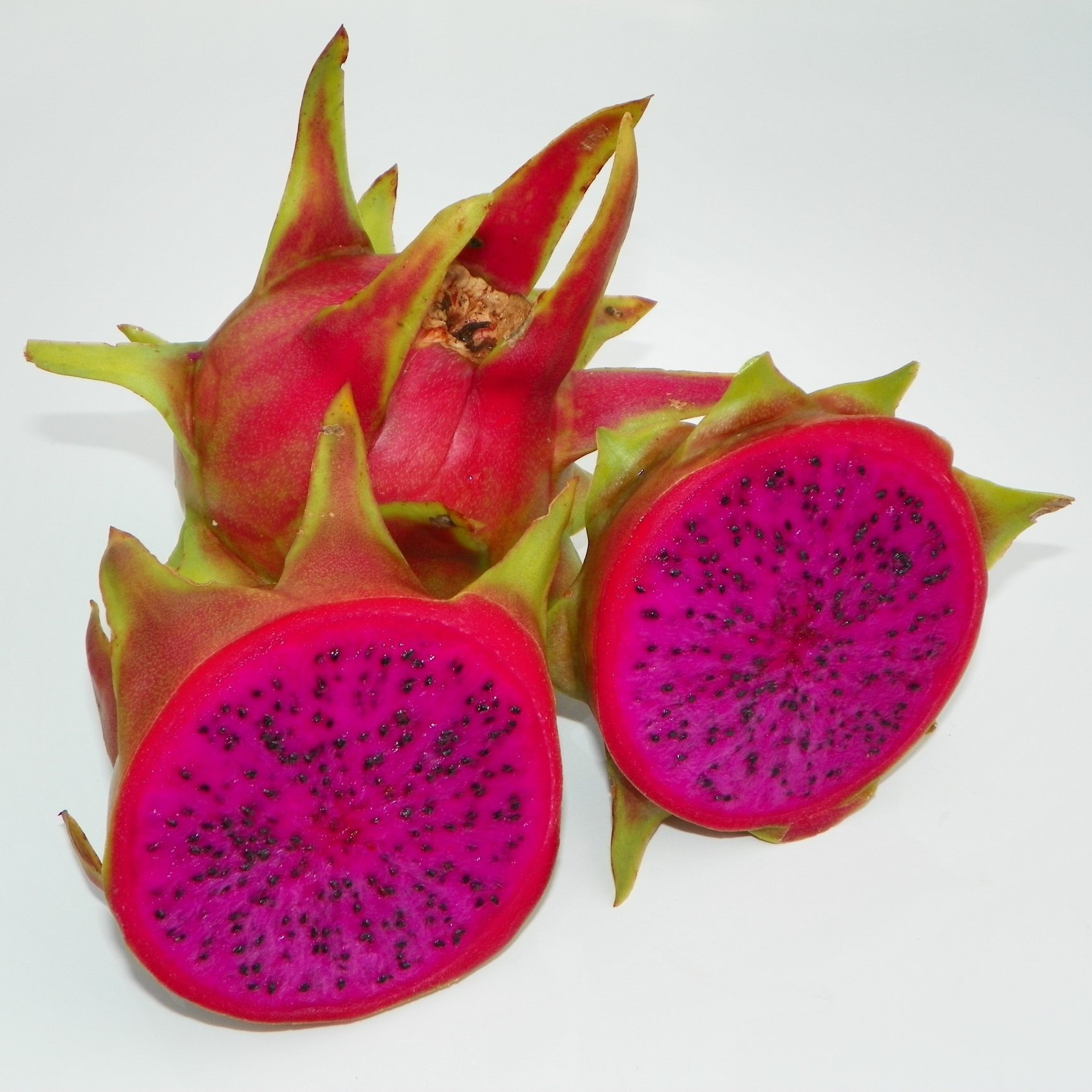 Dragon Fruit variety Bien Hoa Red fruit