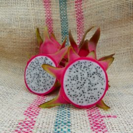 Dragon Fruit variety David Bowie fruit