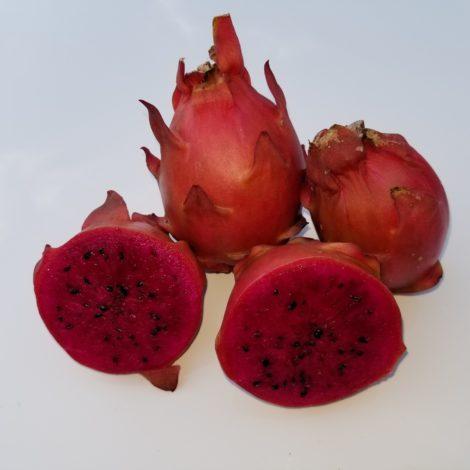 Houghton Dragon Fruit sliced
