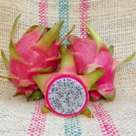 Dragon Fruit variety Seoul Kitchen fruit Spicy Exotics