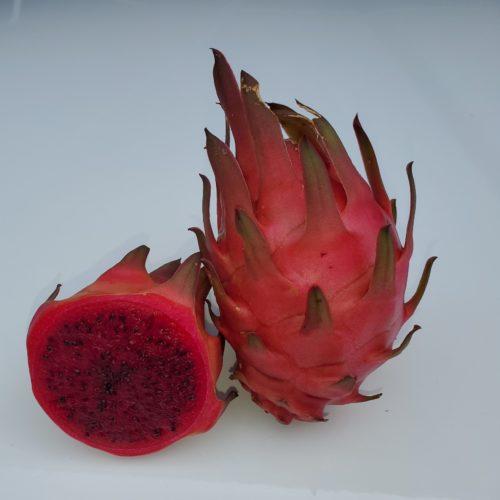 UCLA Dragon Fruit sliced